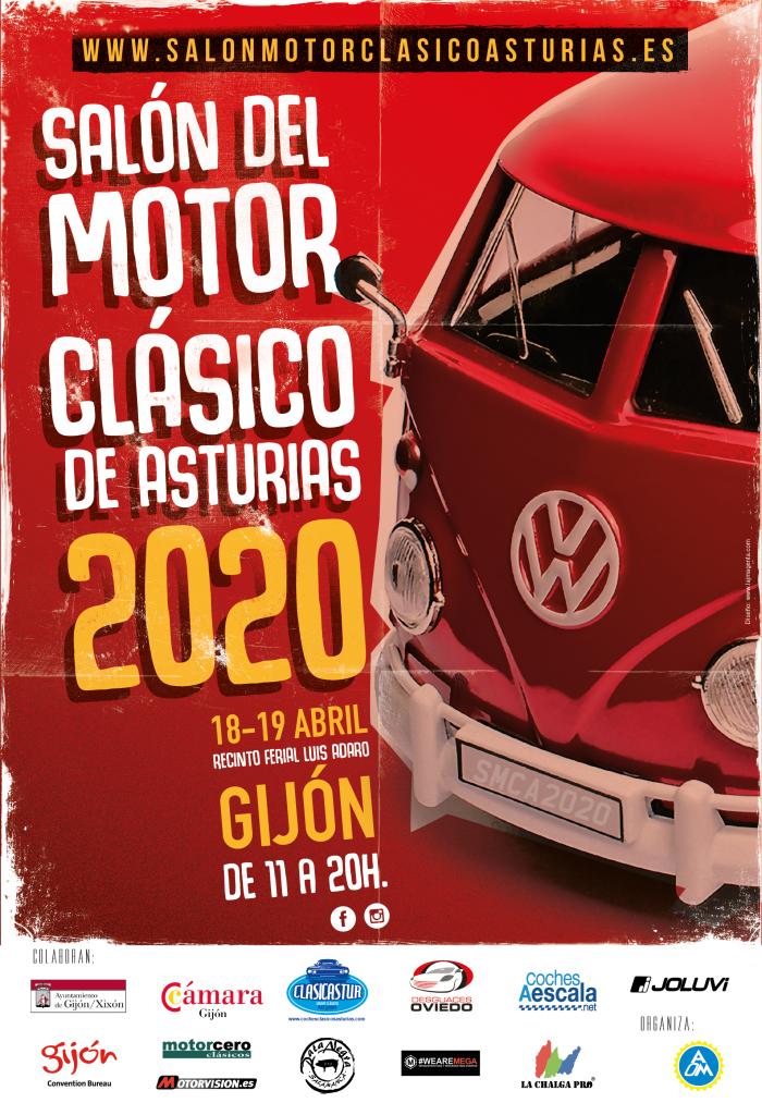 Salon motor clásico asturias